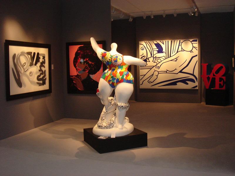 Exposition Brafa 2007